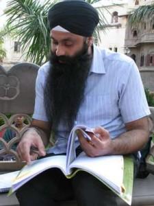 Satnam Singh Bains